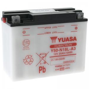 Yuasa Batteri (Y50-N18L-A3)