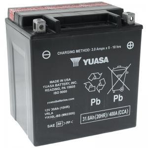Yuasa Batteri AGM (YIX30L-BS)