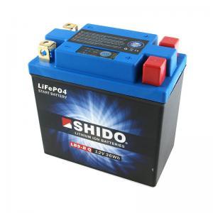 Shido Litiumbatteri (LB9-B Q)
