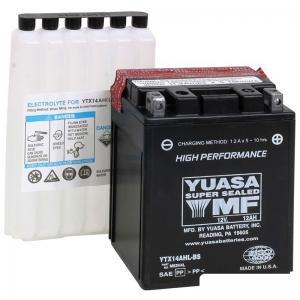 Yuasa Batteri (YTX14AHL-BS)