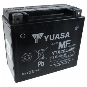 Yuasa Batteri AGM (YTX20L-BS)