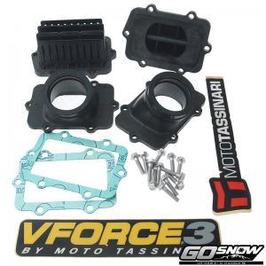 Moto Tassinari Reedventiler (Vforce3) Kitt - REV