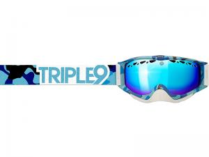 Triple 9 Optics Goggles (Switch) Camo/White
