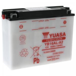 Yuasa Batteri (YB16AL-A2)