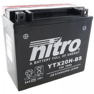 Nitro Batteri (YTX20H-BS)