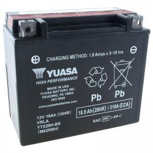Yuasa Batteri (YTX20H-BS)