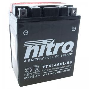 Nitro Batteri (YTX14AHL-BS)