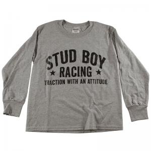 Stud Boy Longsleeve (Youth) Grå