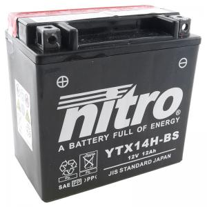 Nitro Batteri (YTX14H-BS)