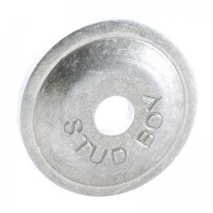 Stud Boy Bakplattor (Rund) Power Plate