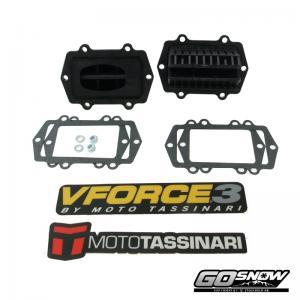 Moto Tassinari Reedventiler (Vforce3) Kitt - F5/Sno Pro 500