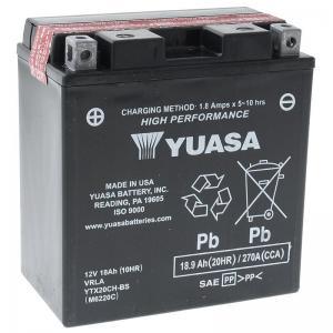 Yuasa Batteri AGM (YTX20CH-BS)