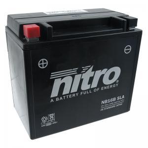 Nitro Batteri (NB16B SLA) GEL