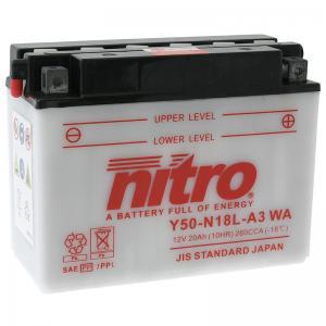 Nitro Batteri (Y50-N18L-A3)