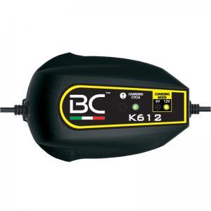 BC Batteriladdare (K612) 6 V/12 V