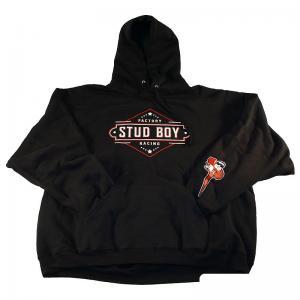 Stud Boy Hoodie (2018) Svart