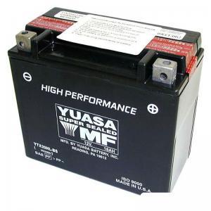 Yuasa Batteri (YTX20HL-BS)