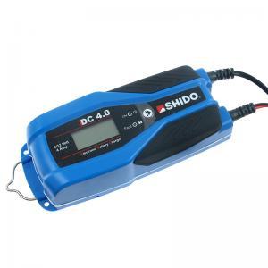 Shido Batteriladdare (DC 4.0) Syra / Litium