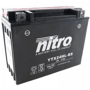 Nitro Batteri (YTX24HL-BS)