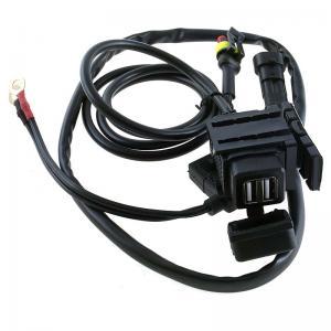 BC USB-uttag (Dual)