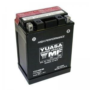 Yuasa Batteri (YTX14AH-BS)