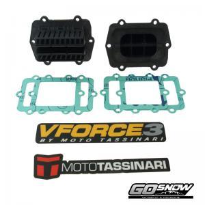 Moto Tassinari Reedventiler (Vforce3) Kitt -Polaris