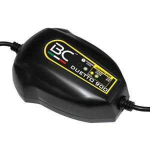 BC Batteriladdare (DUETTO 900) Syra & Litium