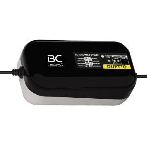 BC Batteriladdare (DUETTO) Syra & Litium