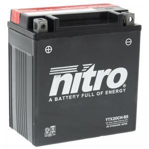 Nitro Batteri AGM (YTX20CH-BS)