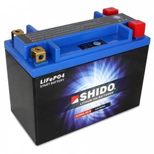 Shido Litiumbatteri (LTX20L-BS-Q) Litium