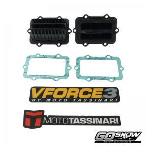 Moto Tassinari Reedventiler (Vforce3) Kitt -Ski Doo