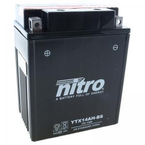 Nitro Batteri (YTX14AH-BS)